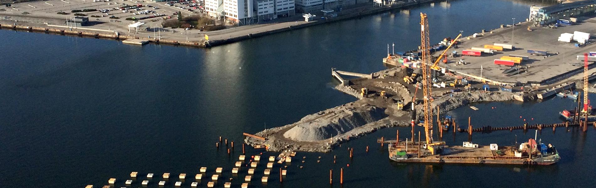 Projektledning Stockholms Hamnar