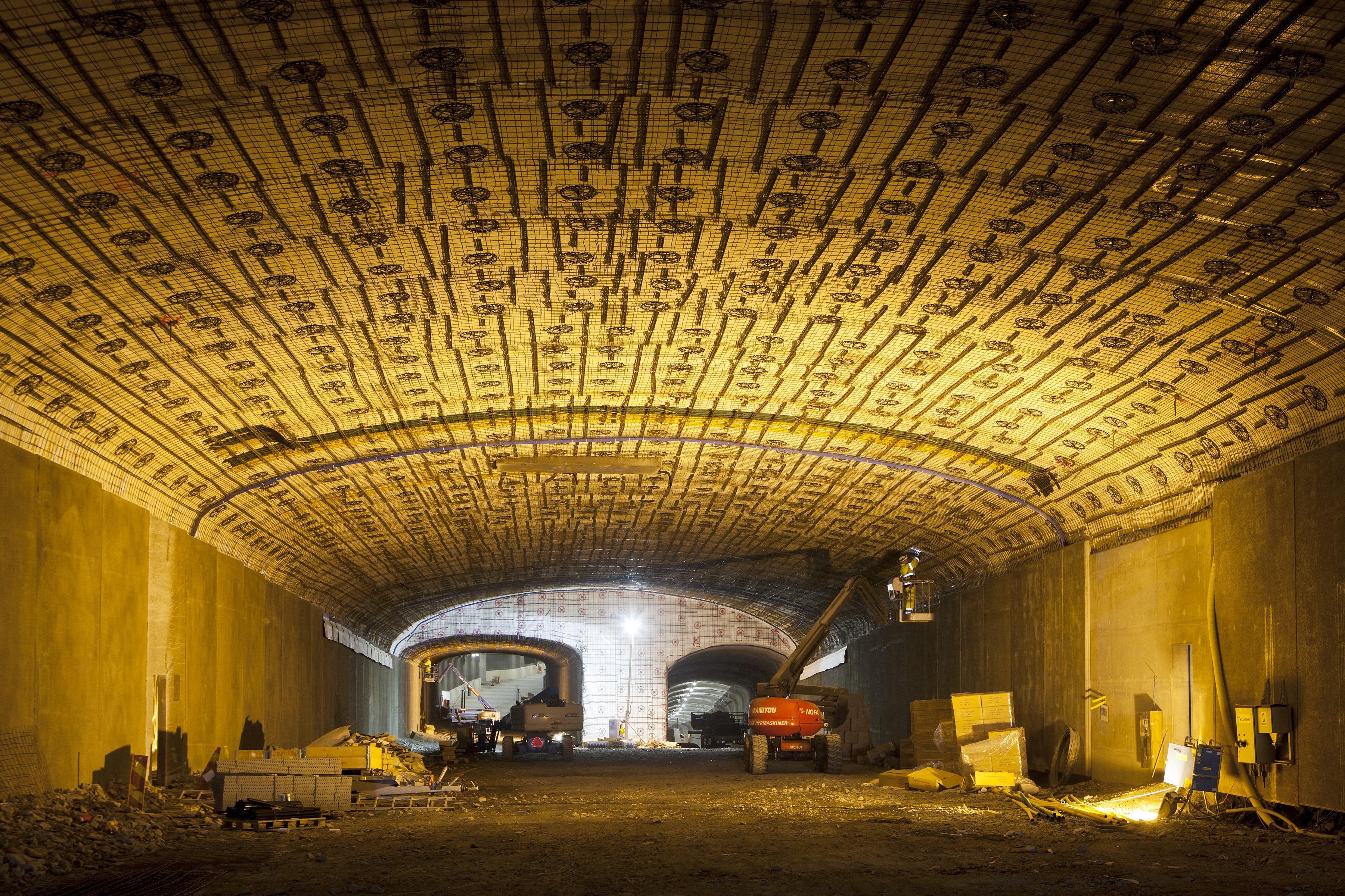 Projektledning stora infrastrukturprojekt