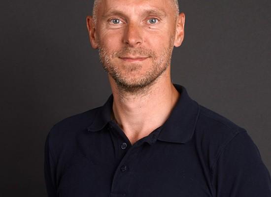 Linus Levinsson Projektledare berg och anläggning Theta Engineering