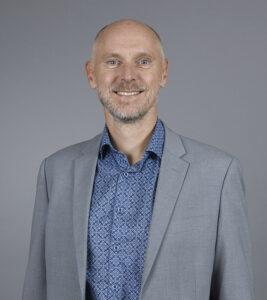 Linus Levinsson på THETA
