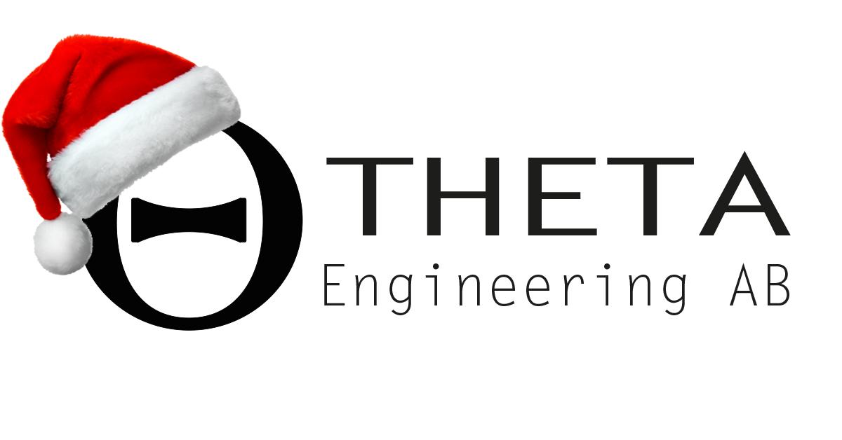 Theta engineering logo
